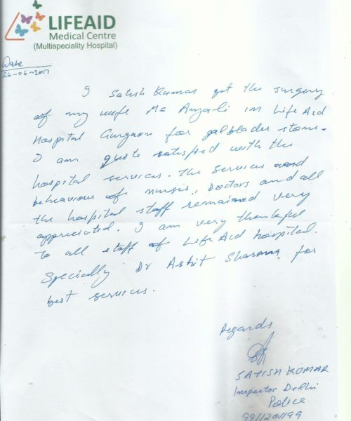 feedback of pt. anjali-1