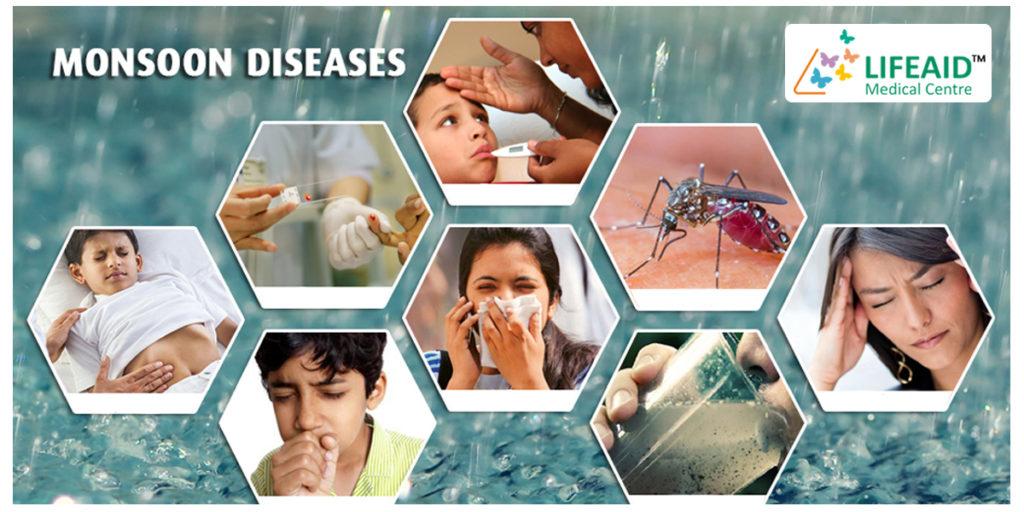 Top Health Tips from Monsoon Disease