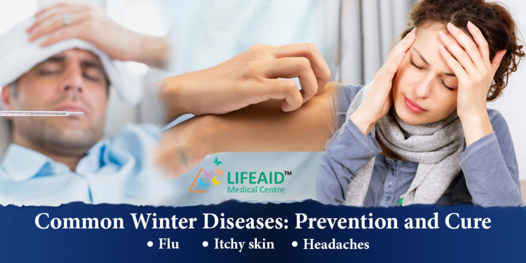 Common Winter Diseases: Prevention and Cure