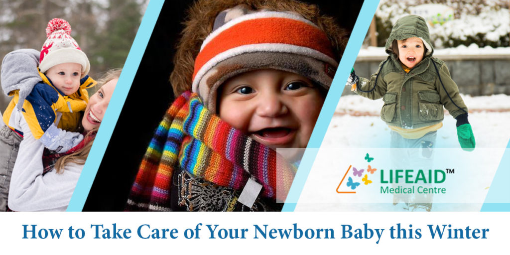 How to Take Care of Your Newborn Baby This Winter
