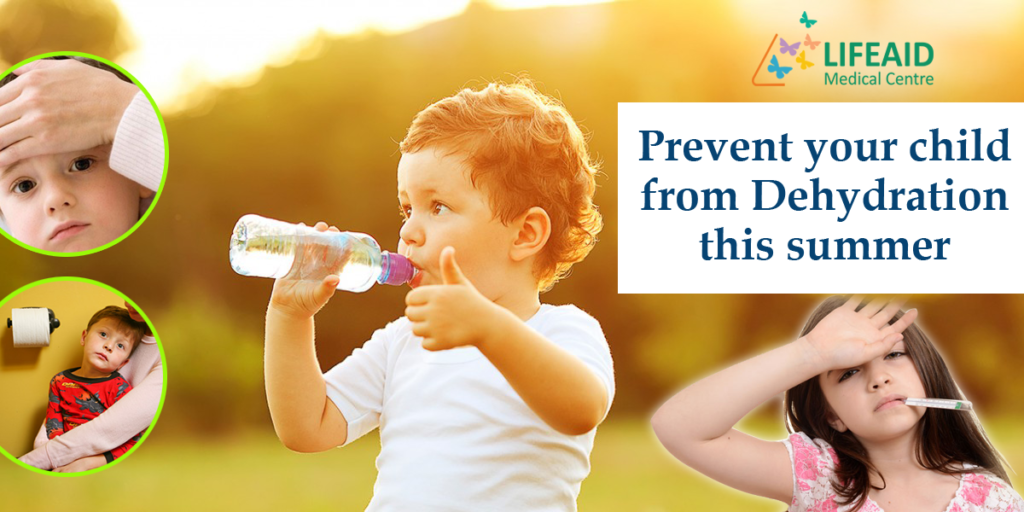 Prevent Your Child from Dehydration This Summer